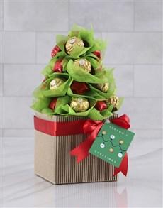 flowers: Seasons Greetings Edible Tree!
