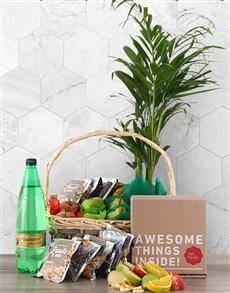 gifts: Snack Time Grapetizer Basket!