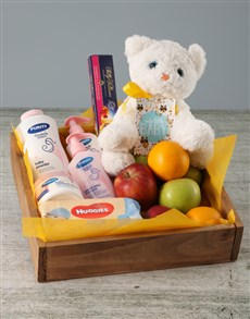 gifts: Rockabye New Baby Crate!