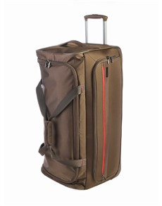 brands: Cellini Xpress Trolley Duffle Bag Olive Large!