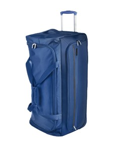 brands: Cellini Xpress Trolley Duffle Bag Blue Large!