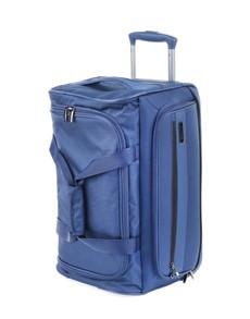 brands: Cellini Xpress Trolley Duffle Bag Blue!