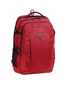 brand: Cellini Uni Ace Multi Pocket Backpack Red!