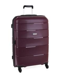 brand: Cellini Spinn Wheel Trolley Violet Large!
