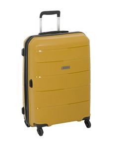 brand: Cellini Spinn Wheel Trolley Marigold!