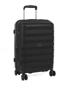 brands: Cellini Sonic Carry On Wheel Trolley Black!
