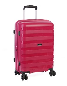 brand: Cellini Sonic Carry On Wheel Trolley Pink!