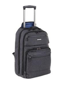 brands: Cellini Sidekick Plus Trolley Backpack Grey!
