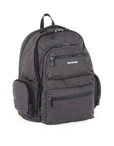 brands: Cellini Sidekick Plus Formal Backpack Grey!