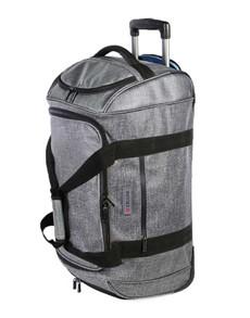 brand: Cellini Origin Trolley Duffle Bag Slate Large!