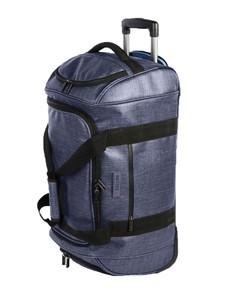brand: Cellini Origin Trolley Duffle Bag Denim Large!