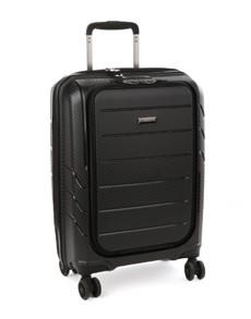 brands: Cellini Microlite Wheel Carry On Bag Black!