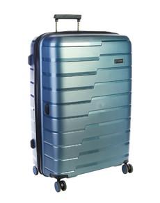 brands: Cellini Microlite Wheel Trolley Case Blue!
