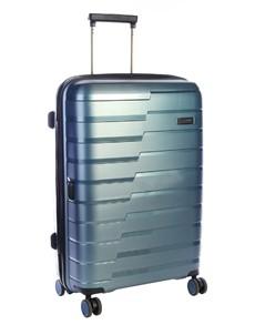 brands: Cellini Microlite Xpander Trolley Case Blue!