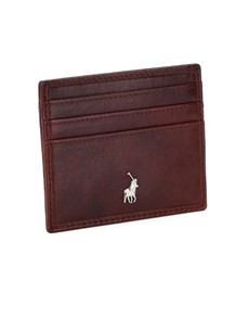 brands: Polo Etosha Licence Wallet Brown!