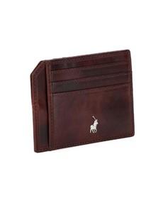 brands: Polo Etosha Card Wallet Brown !