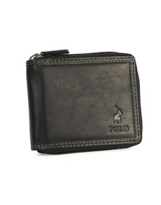 brands: Polo Tuscany Zip Around Wallet Black!