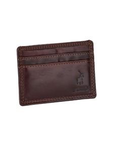 brands: Polo Kenya Money Clip Wallet Brown !