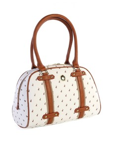 brand: Polo Heritage Shopper Handbag White!