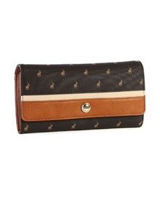 brand: Polo Heritage Case Handbag Brown!