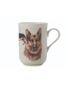 brand: Maxwell & Williams Pets German Shepherd Dog Mug!