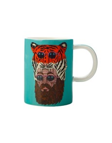 brand: Maxwell & Williams Mulga Tiger Man Mug!