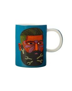 brand: Maxwell & Williams Mulga Spanner Man Mug!