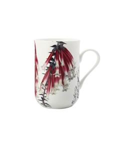 brand: Maxwell & Williams Botanical Mug Fuchsia!