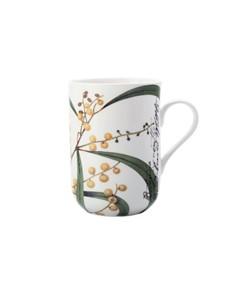 brand: Maxwell & Williams Botanical Mug Wattle!