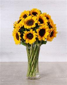 flowers: Bundle Of Sunflower Joy!