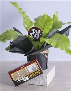 flowers: Rad Dad Asplenium Nidus!