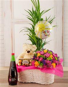 flowers: Lots of Hugs Plant Basket!