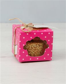 flowers: Cupcake Birdseed Cake!