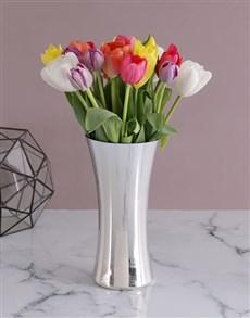 gifts: Tulip Treasures Arrangement!