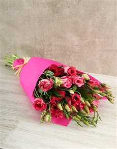 flowers: Pink Princess Bouquet!