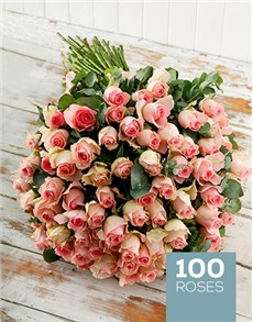 flowers: Luscious Pink Rose Bouquet!