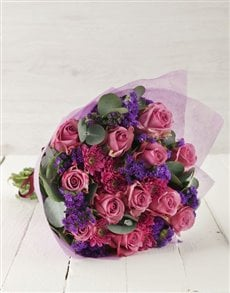 gifts: Lavish Lilac Bouquet!