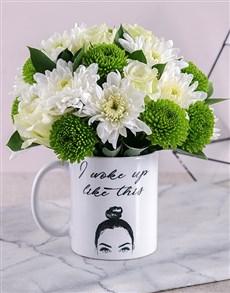 flowers: I Woke Up Like This Mixed Arrangement!