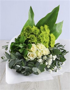 gifts: Go Green Bouquet!