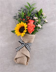 flowers: Chill Out Bouquet!
