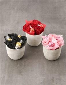 flowers: Timeless Garden Of Preserved Roses!