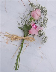 flowers: Pink Serenity Bouquet!
