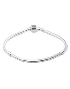 gifts: Silver Loop Bracelet!