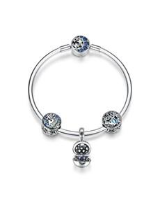 gifts: Sliver Surprise Charm Bracelet!