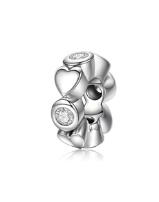 gifts: Heart Spacer Charm!