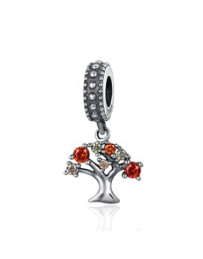 gifts: Red Tree Of Life Dangle Charm !