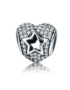 gifts:  Cutout Star Heart Charm!