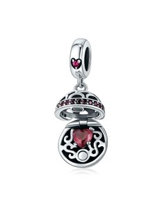 gifts: Red Heart Basket Charm!