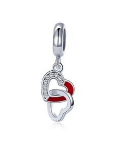 jewellery: Linked Hearts Charm!