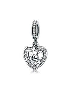 gifts: I Heart Mom Charm!